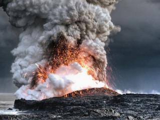 اكتشاف نوع نادر للغاية من البحيرات البركانية... مخفية في جزيرة نائية..