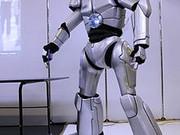 مخلب الروبوت المُطوّر في مختبر الدفع النفاث.
