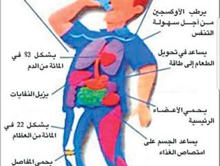 العلاج بالماء بشرب الدافئ