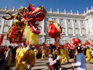 فنون الصين ( عيد الصينيين