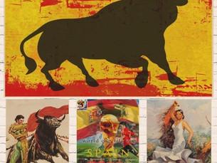 الفنون الإسبانية