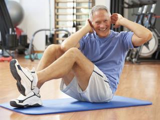 الرياضة وأثرها على المسنين