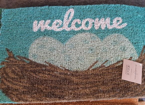 Doormat-Welcome