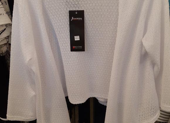 Cardigan-white