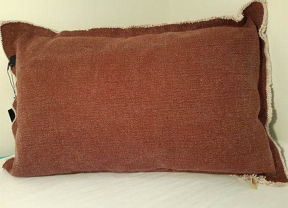 Cushion-burgundy