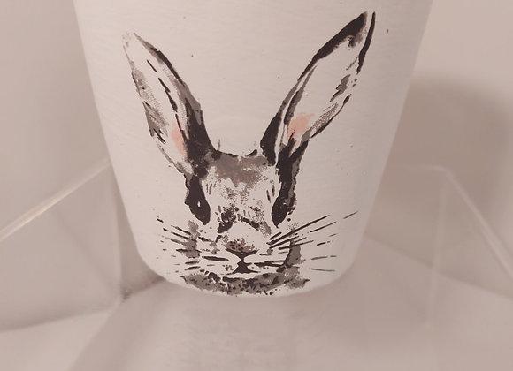 Planter-Small-Bunny design