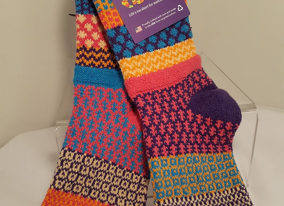 Mismatched Socks L
