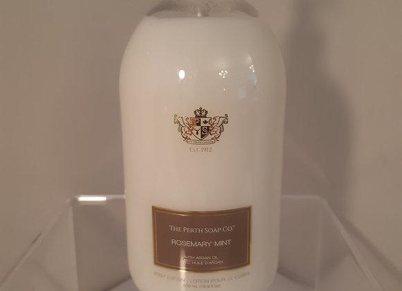 Perth Soap Company Body Lotion-Rosemary Mint
