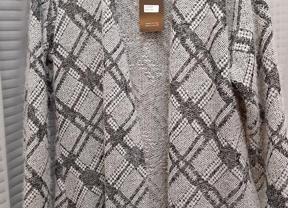 Cardigan-grey, charcoal