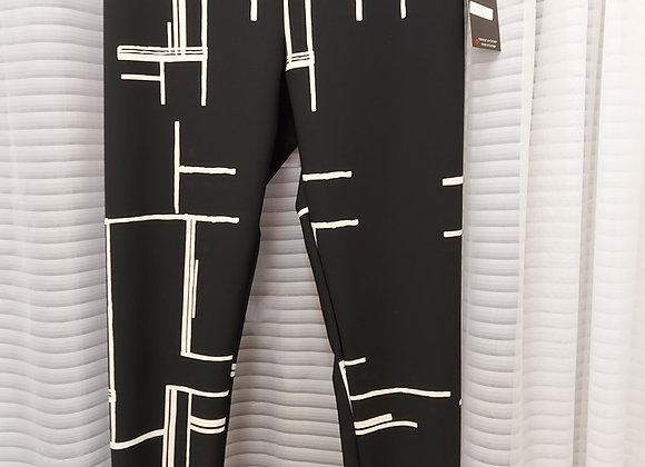 Graphic Crop Pants-Julia Divina