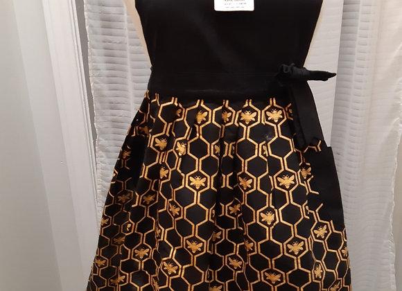 Apron-Honeycomb/Bee Design