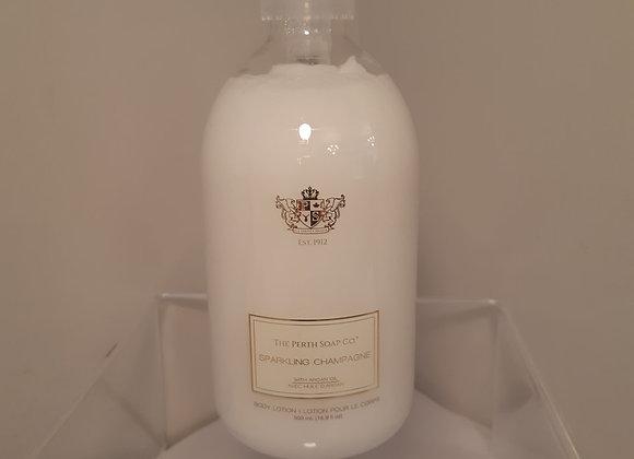 Perth Soap Company Body Lotion-Sparkling Champagne