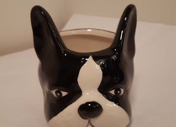 Large Dog Planter