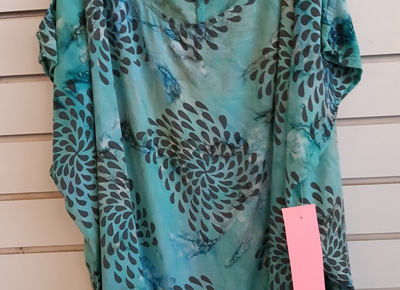 Consignment Cold Shoulder Top