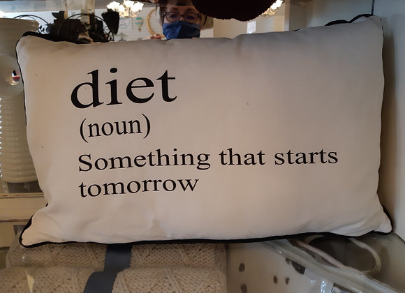 Cushion-Diet
