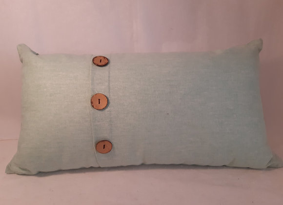 Mint Colored Cushion