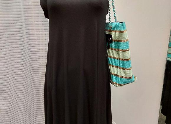 Dress-Julia Divina/black