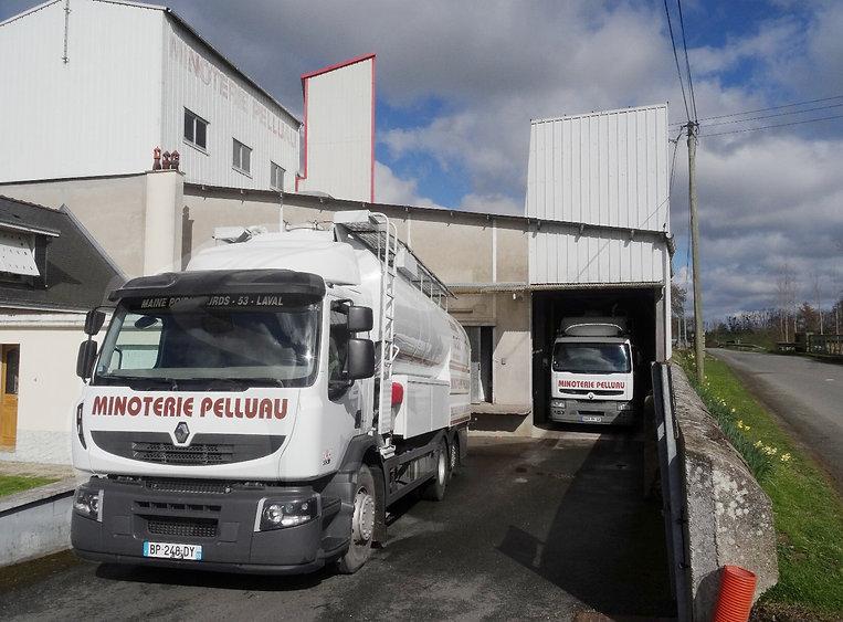 Minoterie Pelluau - Mayenne - Minotier