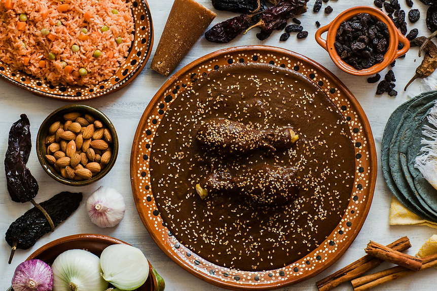Traditional Mexican Mole