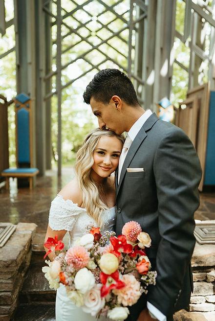 Wedding at Thorn Chapel