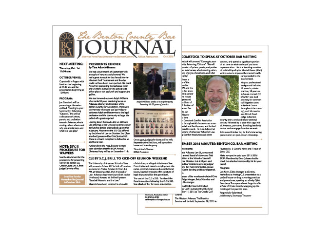 Benton County Bar Journal