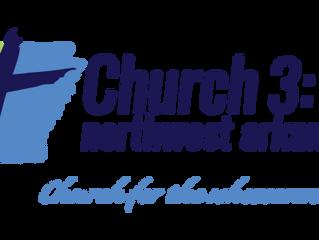 Church 3:16 brand launch!