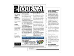 Benton County Bar Journal