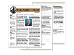 Washington County Bar Newsletter