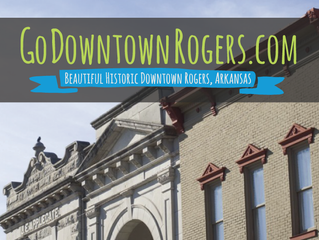 Downtown Rogers is picking up speed!