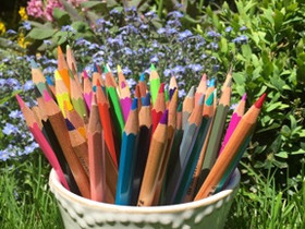 MINDFUL COLOURING - THE CONCEPT...