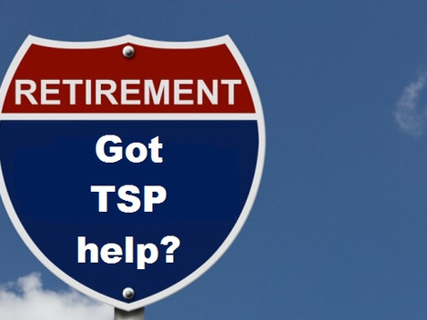 TSP Withdrawals While Working