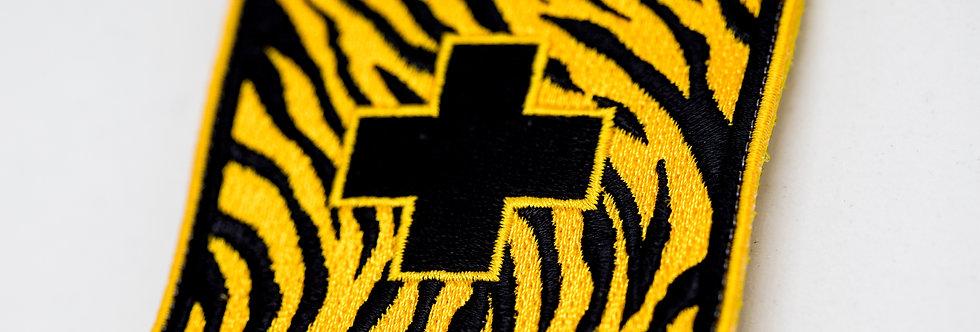 Patch Swiss Cross Tiger