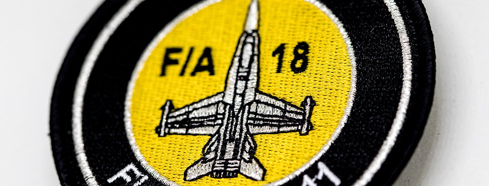 Patch Tigers Staffel 11 Hornet