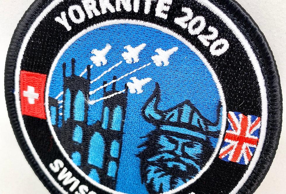 YORKNITE 2020 PATCH