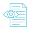 case review icon