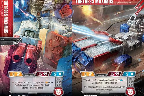 Fortress Maximus - W5 Promo