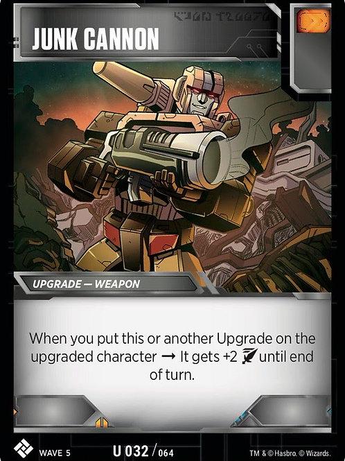 Junk Cannon