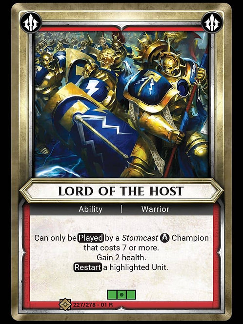 Lord of the Host