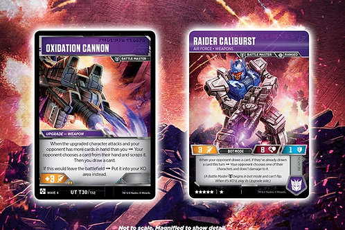 Raider Caliburst