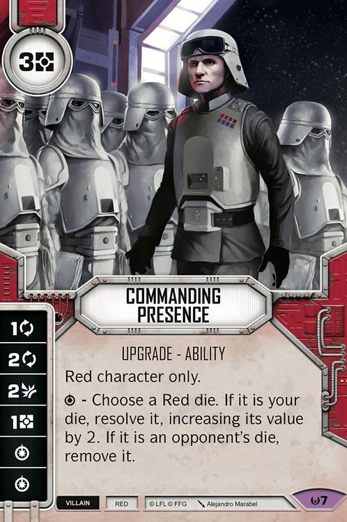 Commanding Presence