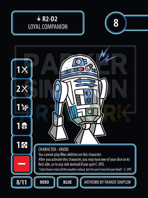 R2-D2 - Loyal Campanion
