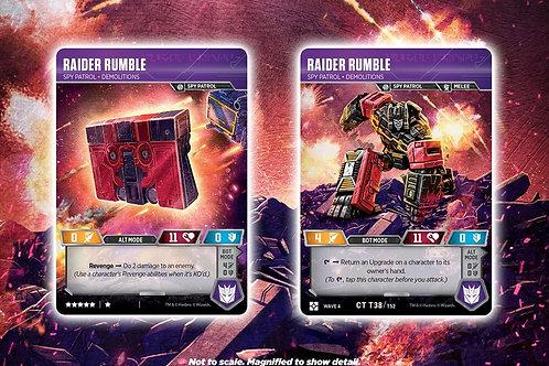 Raider Rumble