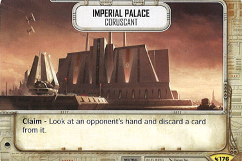 Imperial Palace - Coruscant