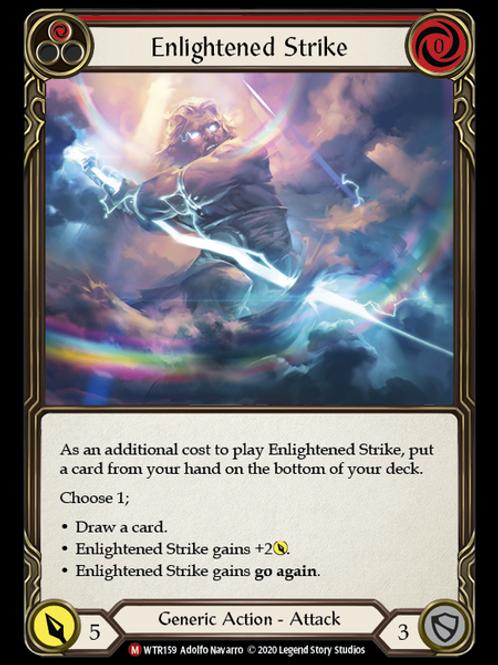 Enlightened Strike - WTR Unlimited