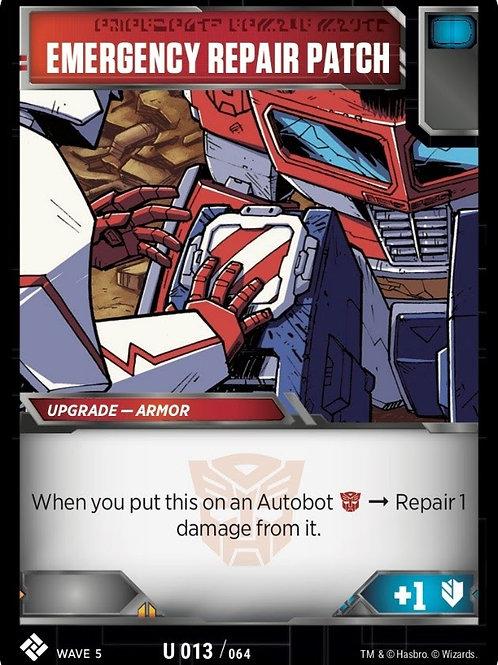 Emergency Repair Patch