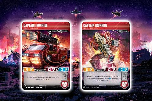 Captain Ironhide