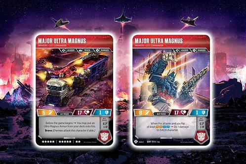 Major Ultra Magnus