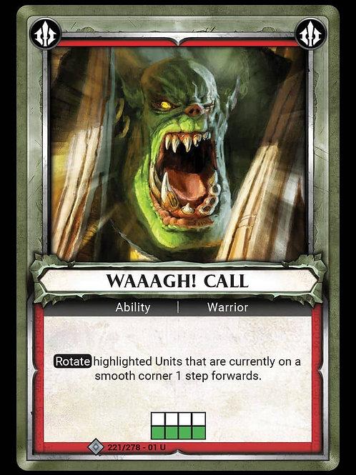 Waaagh! Call