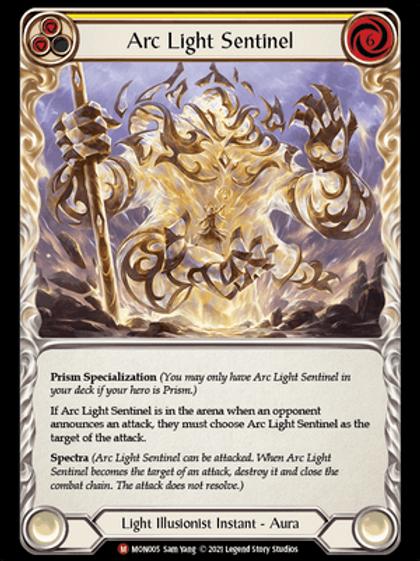 Arc Light Sentinel | Monarch 1st Ed