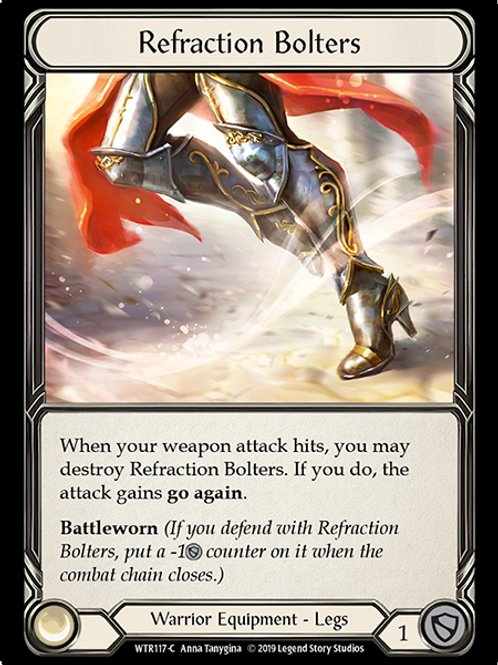 Refraction Bolters